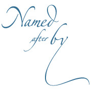 NamedAfterBy - LOGO