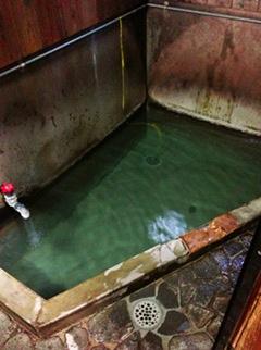 草津温泉 : 関の湯