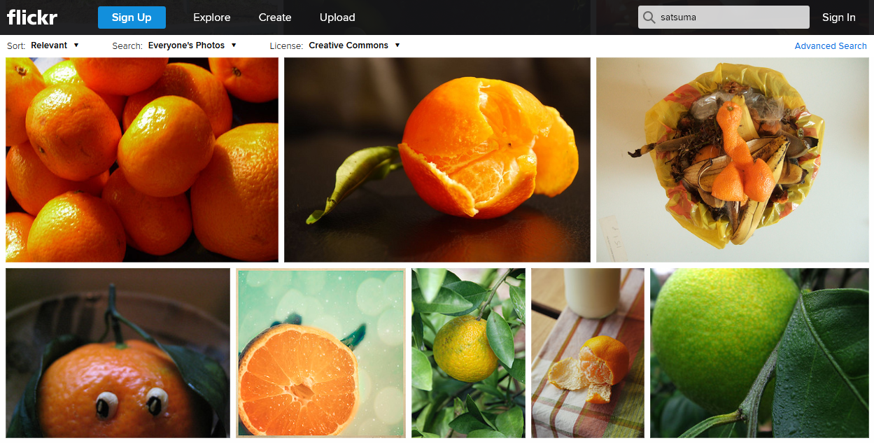 satsumas on flickr